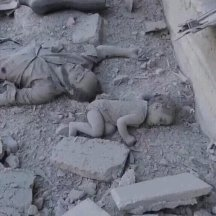 Children have been killed everyday in Aleppo, Syria due to rebel bombing.