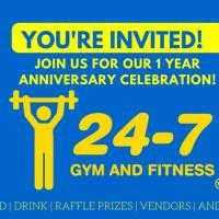 24-7 celebrates 365 days