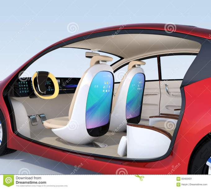 self-driving-car-concept-image-front-seats-back-monitor-showing-digital-interface-which-could-connect-to-internet-d-rendering-83483401
